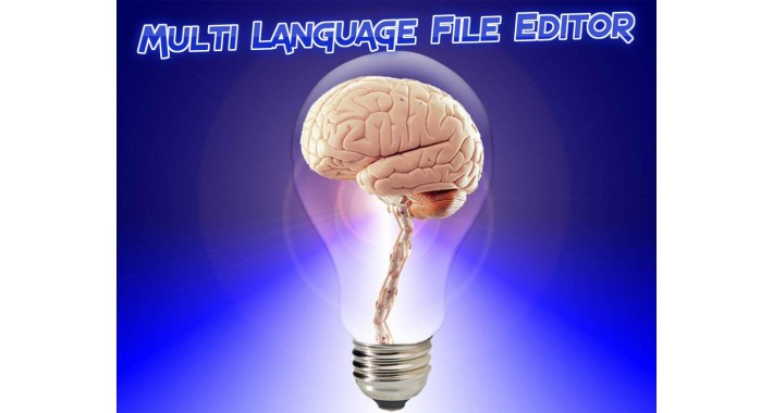 Multi Language File Editor with Caching Control System
