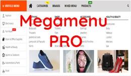 Megamenu Pro