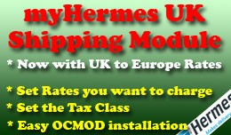 myHermes UK Shipping Module