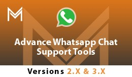 Advance Whatsapp Chat  (Module Market)