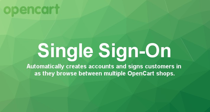 Single Sign-On - SSO