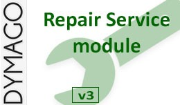 A Repair Service / Reparatiedienst module