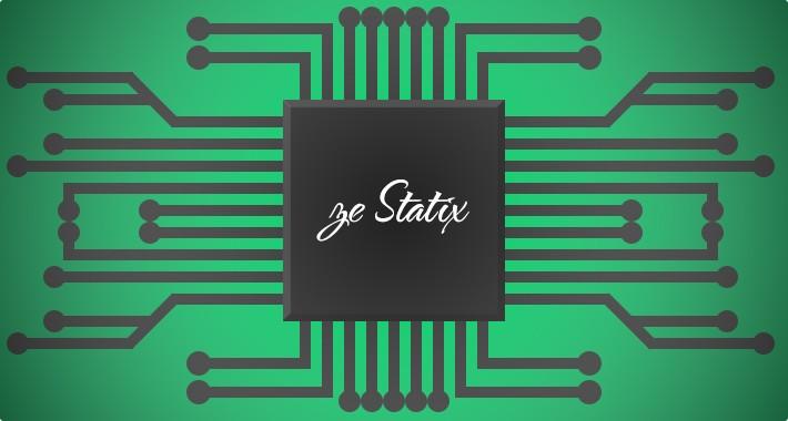 ze Statix - click statistics