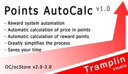 TS Points AutoCalc v1.0