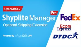 Shyplite Manager Pro | Multi Pick-up and COD ext..