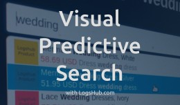 Visual Predictive Search - LogsHub.com