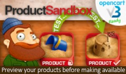 Product Sandbox (Preview & Redirect before a..