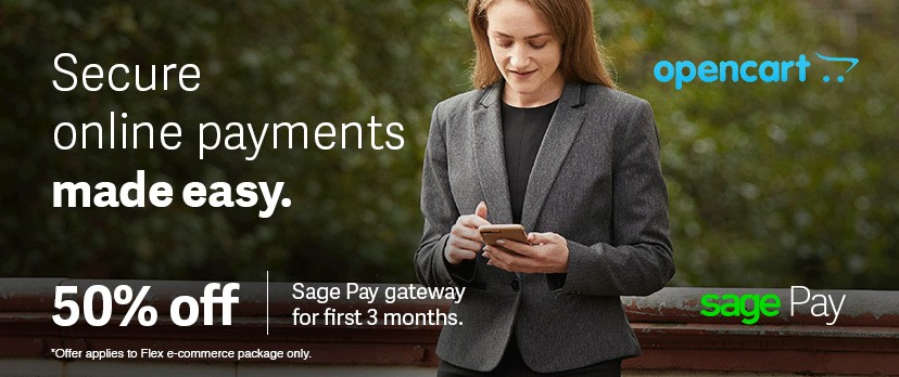 Secure Your Business with Sage Pay
