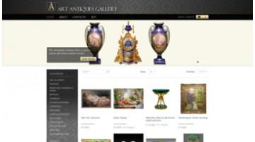 Online Art Store
