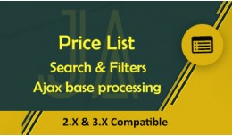 Jadeagile - Price List