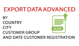 export data advanced(current information about c..