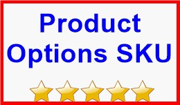 Product Options SKU