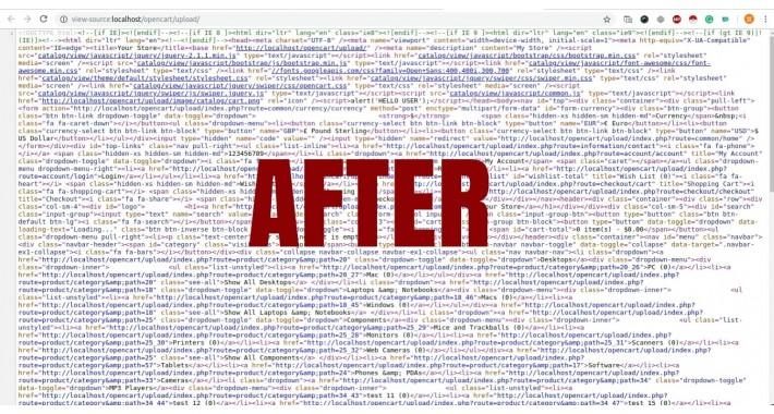 HTML Minify   Compress code   SourceCode Compressor