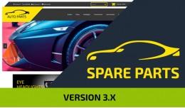 A Spare Parts Theme