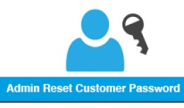 Customer Password Reset Manager