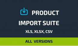 Product Import Suite