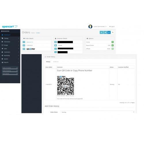 Gopay Gojek: Payment Transfer Gopay By Gojek