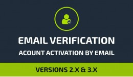 Customer E-Mail Verification