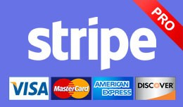 Stripe Pro with 3D and SCA Secured Payments