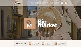 Bigmarket2 - Fashion Responsive Multipurpose Ope..