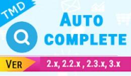 Auto Complete