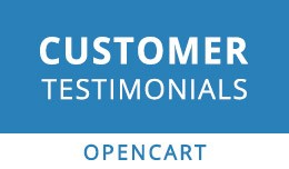 OpenCart Customer Reviews & Testimonials Ext..