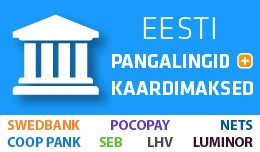 Estonian Banklinks Plus / Eesti pangalingid + ka..