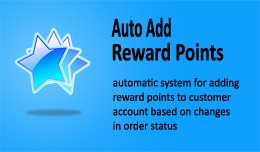 Auto Add Reward Points