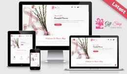 Gift & Flowers - OpenCart 3 Multi-Purpose Th..