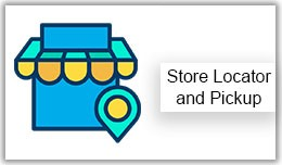 OpenCart Store Locator and Pickup