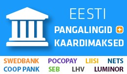 Estonian Banklinks Plus / Eesti pangalingid + ka..