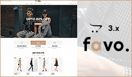 Favo - Multipurpose Responsive Fashion Opencart ..