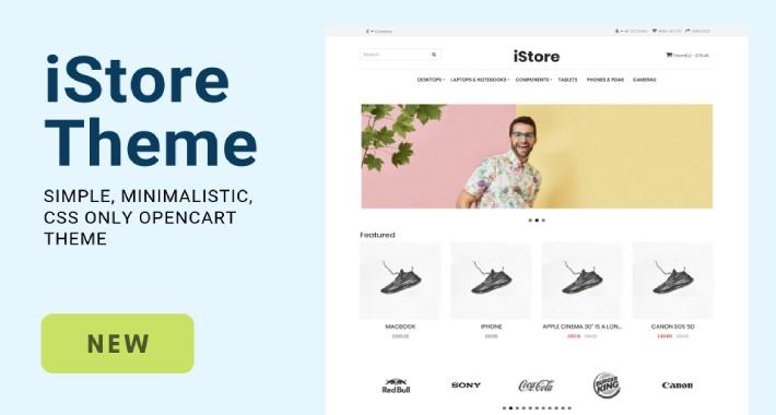 iStore Theme