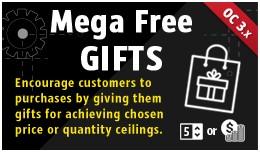 Mega Free Gifts