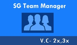 SG Team Manager (Team Representer)
