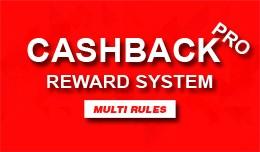 Cashback Pro - Marketing (Customer Reward) System