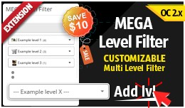 Mega Level Filter [OC2.x][powered by MFP]
