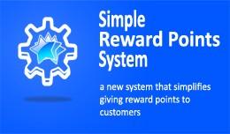 Simple Reward Points System