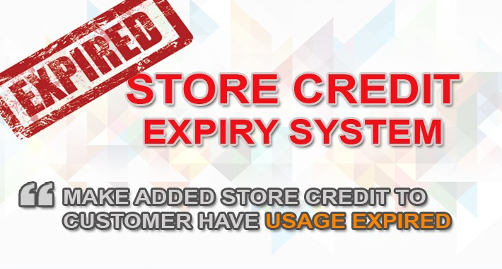 Store Credit Expiry System