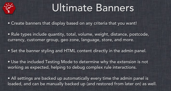 Ultimate Banners