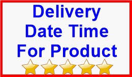Delivery Date Time For Product