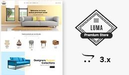 Luma Premium Furniture  Opencart 3 Responsive St..