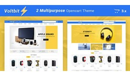 Voltbit - Multipurpose Responsive Opencart 3.x T..