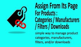 Product Categories, Filters, Manufactures, Downl..