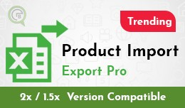 Product Import Export Pro