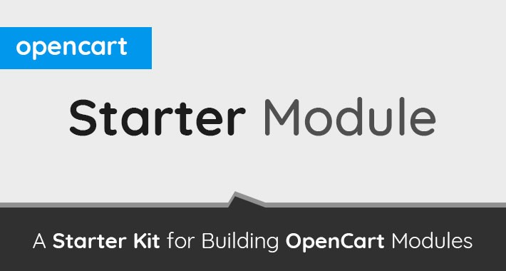 Starter Module
