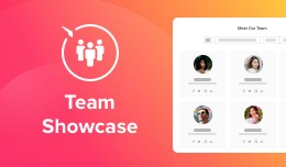 Team Showcase for OpenCart