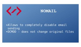 NoMail