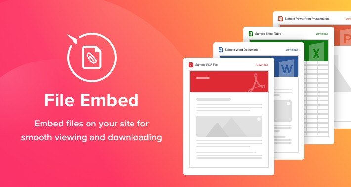 File Embed for OpenCart