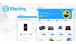 Electro - online store for opencart